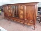 Антикварная мебель шкаф-витрина антикварный за 50000.0 руб