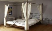 Кровать кованная G за 45000.0 руб