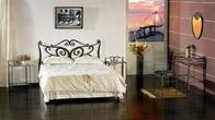 Кованая мебель кровать Consuela за 16999.0 руб