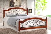 Кованая мебель кровать Amalia за 19999.0 руб